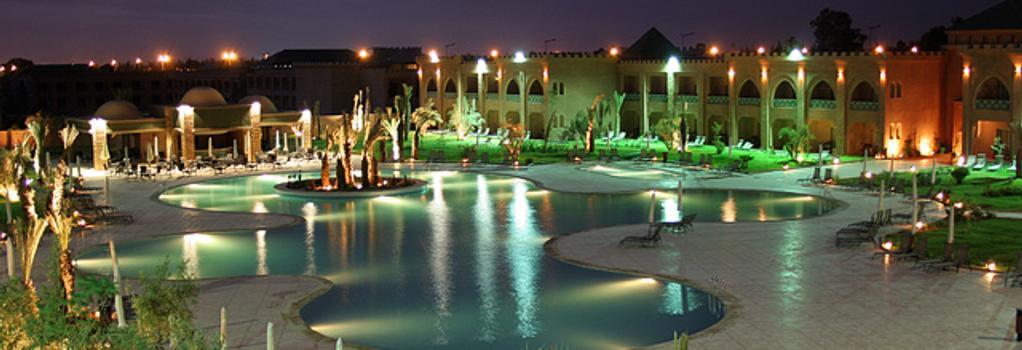 Mogador Palace Agdal & Spa - 馬拉喀什 - 建築