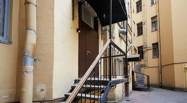 Avenue Hotel - 聖彼得堡 - 建築