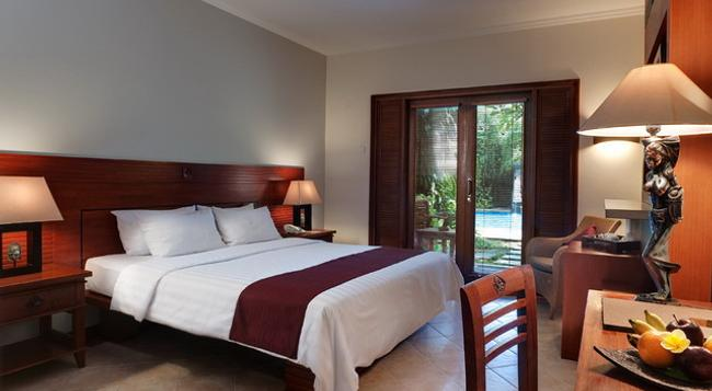 The Vira Bali Hotel - 庫塔 - 臥室
