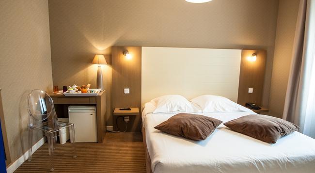 Hotel Amiraute - Cannes - 臥室