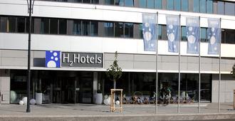 柏林亞歷山大廣場 H2 飯店 - 柏林 - 建築