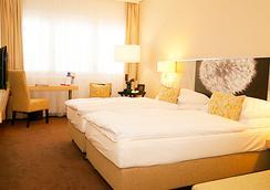 蘇黎世H+酒店 - 蘇黎世 - 臥室