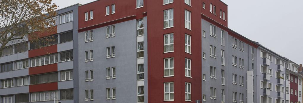 H+ Hotel Mannheim - 曼海姆 - 建築