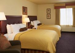 貝勒維拉克斯普蘭廷全套房酒店 - 貝爾維尤 - 臥室