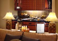 貝勒維拉克斯普蘭廷全套房酒店 - 貝爾維尤 - 餐廳