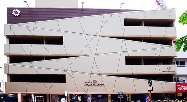 Hotel NavaRATNA - 哥印拜陀 - 室外景