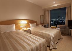品川王子大飯店 - 東京 - 臥室