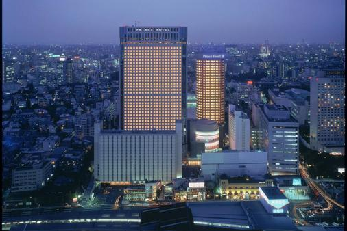 品川王子大飯店 - 東京 - 建築
