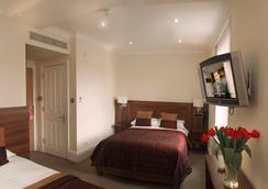 倫敦別墅酒店 - 倫敦 - 臥室