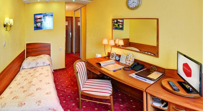 Yuzhniy Hotel - 伏爾加格勒 - 臥室
