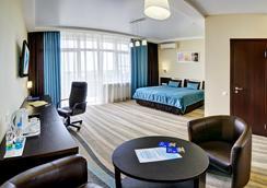 斯坦德酒店 - 伏爾加格勒 - 臥室