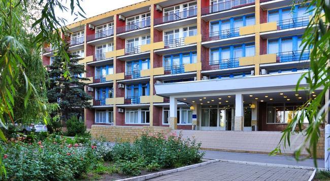 Hotel Start - 伏爾加格勒 - 建築