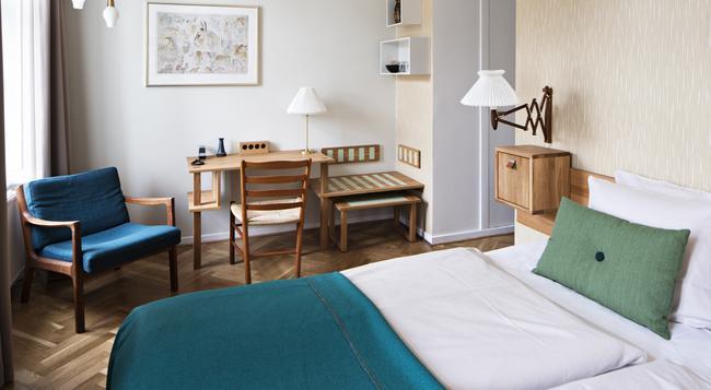 Hotel Alexandra - 哥本哈根 - 臥室