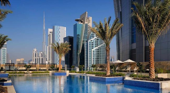 JW Marriott Marquis Hotel Dubai - 杜拜 - 建築
