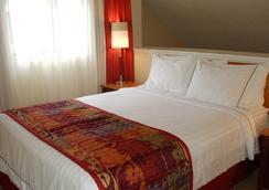 原住客棧萬豪舊金山機場聖馬特奧酒店 - 聖馬特奧市 - 臥室