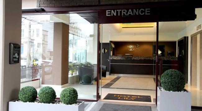 Hotel Lily - 倫敦 - 建築