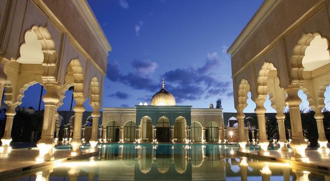Palais Namaskar - 馬拉喀什 - 建築