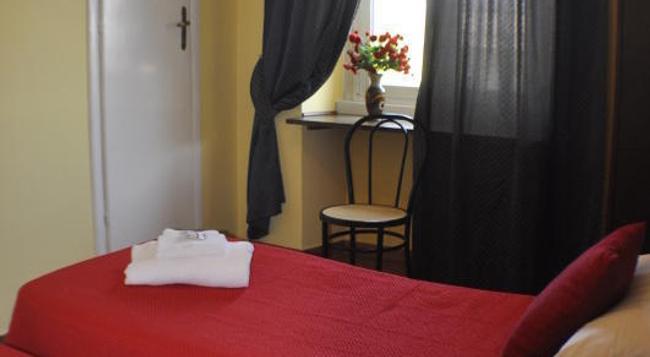 Amico Hotel - 羅馬 - 臥室