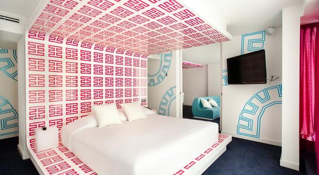 Room Mate Valentina - 墨西哥城 - 臥室