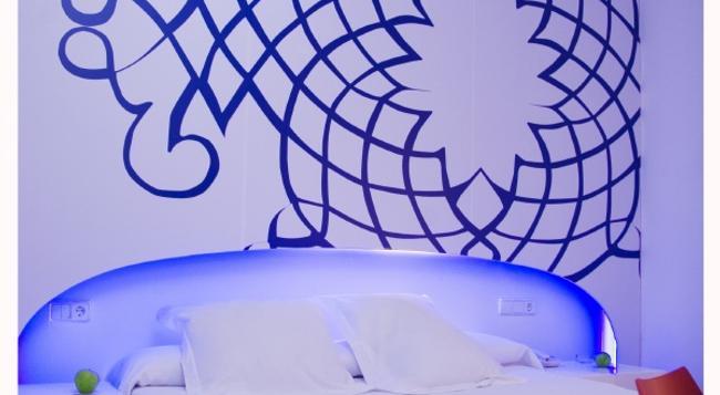 Room Mate Mario - 馬德里 - 臥室