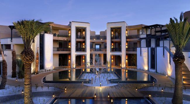 Royal Palm Beachcomber Morocco - 馬拉喀什 - 建築