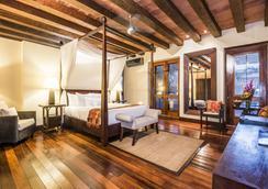 阿南達精品酒店- 宇宙酒店集團 - Cartagena - 臥室