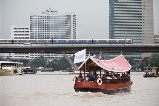 曼谷湄南岸華美達飯店 - 曼谷 - 酒店設施