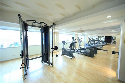 曼谷湄南岸華美達飯店 - 曼谷 - 健身房