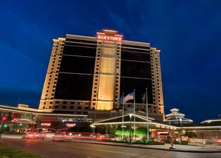 什里夫波特山姆城賭場酒店