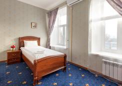 莫斯科莫克豪發亞威力酒店 - 莫斯科 - 臥室
