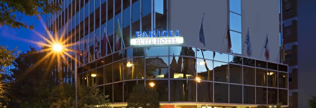Suite Hotel Parioli - 里米尼 - 建築