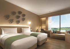 柔佛公主港今旅酒店 - Gelang Patah - 臥室