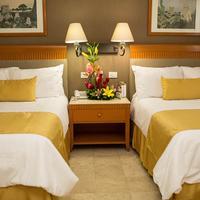 Hotel Olmeca Plaza Guestroom