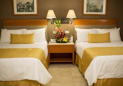 Hotel Olmeca Plaza - 比亞埃爾莫薩 - 臥室
