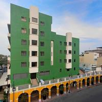 Hotel Olmeca Plaza Hotel Front