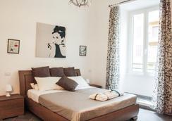 薩洛托皮拉米德住宿加早餐旅館 - 羅馬 - 臥室