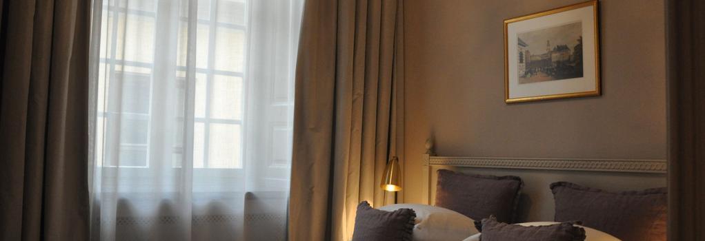 Hotel Kungsträdgården - The Kings Garden Hotel - 斯德哥爾摩 - 臥室