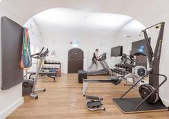 空斯特拉德花園酒店 - 斯德哥爾摩 - 健身房
