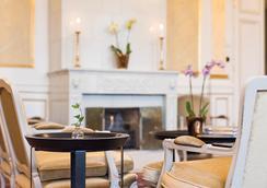 空斯特拉德花園酒店 - 斯德哥爾摩 - 休閒室