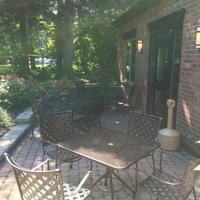 The East Avenue Inn & Suites Terrace/Patio