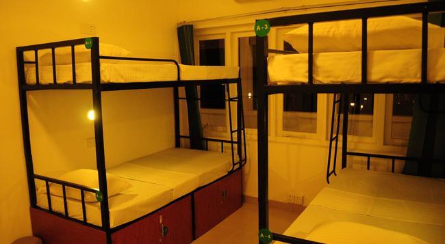 Hostel at Galle Face - 可倫坡 - 臥室