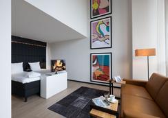 格羅寧根阿波羅酒店 - 格羅寧根 - 臥室