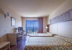 阿爾卡薩最佳酒店 - Almuñecar - 臥室