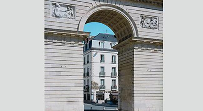 Quality Hotel du Nord Dijon Centre - 第戎 - 建築