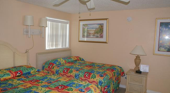 Daytona Shores Inn and Suites - 代托納海灘 - 臥室