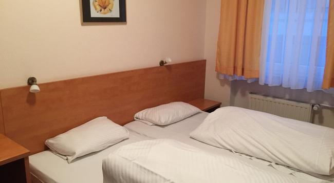 Hotel Union - 法蘭克福 - 臥室