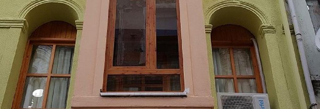 Otantik Guest House - 伊斯坦堡 - 建築