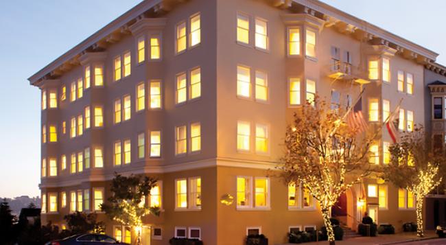 Hotel Drisco - 三藩市 - 建築