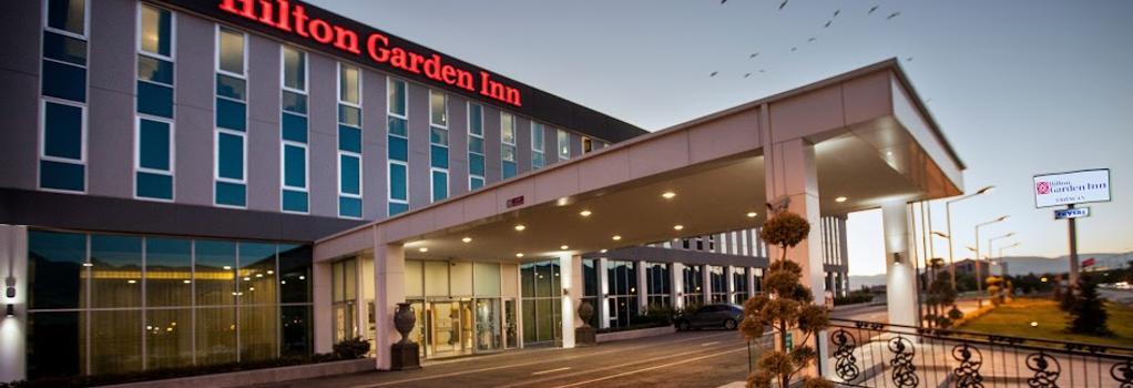 Hilton Garden Inn Erzincan - 埃爾津詹 - 建築