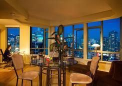 行政老式公園酒店 - 溫哥華 - 休閒室